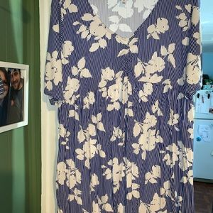 Boutique+ tunic top, 2X